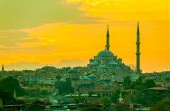 Fatih cami Stock Image