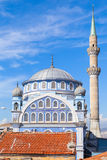 Fatih Camii (Esrefpasa) mosque in Izmir, Turkey Royalty Free Stock Images