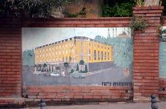 Fatih District i Istanbul Arkivbilder