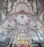 Fatih meczet w okręgu Istanbuł, Turcja Obrazy Stock