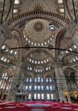 Fatih Mosque, eine allgemeine Osmanemoschee im Fatih-Bezirk von Istanbul, die Türkei Stockfoto