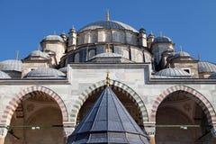 Fatih Mosque stock photos