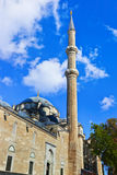 Fatih mosque in Istanbul Turkey Stock Images