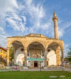 Fatih Mosque in Pristina Stock Images
