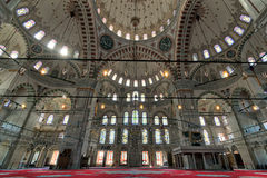 Fatih Mosque, a public Ottoman mosque in the Fatih district of Istanbul, Turkey Stock Image