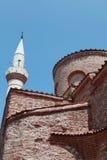 Fatih Mosque in Tirilye, Mudanya. Stock Photo