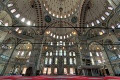 Fatih Mosque, una mezquita pública del otomano en el distrito de Fatih de Estambul, Turquía Imagen de archivo
