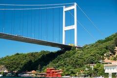 Fatih Sultan Mehmed Bridge Royalty Free Stock Image