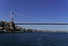 Fatih Sultan Mehmet Bridge Stock Photos