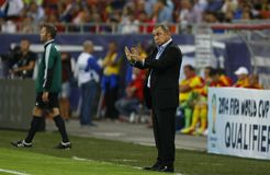 Fatih Terim Photo stock