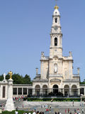 Fatima. (Portugal Royalty Free Stock Photos