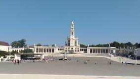 Fatima est unique Image stock