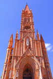 Fatima-Kirche IV Lizenzfreie Stockbilder