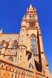 Fatima kyrka I Arkivfoto