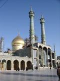 fatima masuma寺庙 库存图片