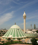 Fatima Mosque Royalty Free Stock Photo