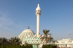 Fatima Mosque in Kuwait. City, Middle East Royalty Free Stock Photo