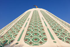 Fatima Mosque in Kuwait. City, Middle East Royalty Free Stock Photos