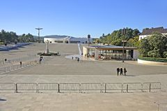 Fatima, Portugal Stock Images