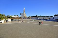 Fatima, Portugal Royalty Free Stock Photos