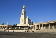 Fatima Sanctuary Stock Photography