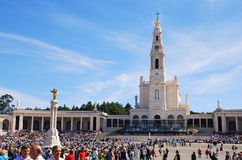 Fatima Sanctuary, Portugal Stock Photo