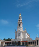 Fatima Santuary in Portugal Stock Image