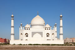 Fatima Zahra Mosque in Kuwait Stock Image