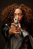 Fatimate Gun Royalty Free Stock Images