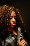 Fatimate Gun Royalty Free Stock Photo