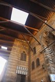 Fatimid Cairo - Egypt. Landmarks of Fatimid Cairo - old Cairo - Egypt Royalty Free Stock Image