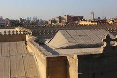 Fatimid o Cairo - Egito fotos de stock