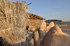 Fatnassa norr Sahara, Tunisien Arkivfoto