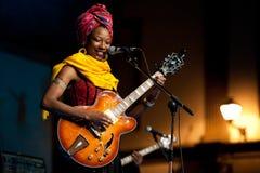 Fatoumata Diawara Image stock