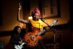 Fatoumata Diawara  Royalty Free Stock Photos