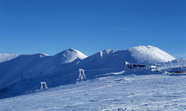 Fatra Berge Stockfoto