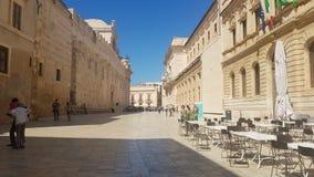 Fatta di Foto una piazza Minerva Immagini Stock Libere da Diritti