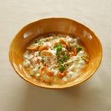 Fatta Hummus Stock Images