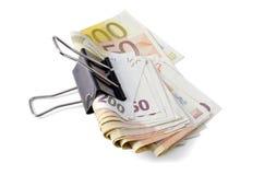 Fattande på dina pengar royaltyfri bild