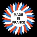 Fatto in Francia Immagine Stock
