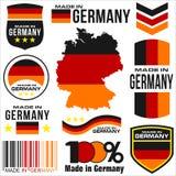 Fatto in Germania illustrazione vettoriale