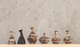 Fatto a mano ceramico decorativo immagine stock libera da diritti