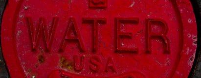 Fatto negli S.U.A. Immagini Stock