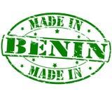 Fatto nel Benin Royalty Illustrazione gratis