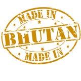 Fatto nel Bhutan Fotografia Stock Libera da Diritti