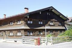 Fattoria di Allgaeu in Baviera Immagine Stock