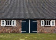 Fattoria olandese Fotografia Stock