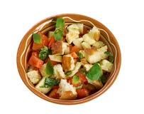 Fattoush - Lebanese Salad stock images