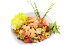 Fattoush salad Royalty Free Stock Photography