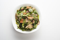 Fattoush Salad , Lebanese salad Stock Photo